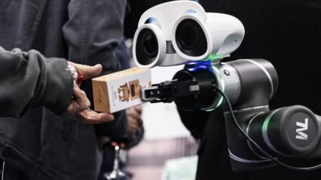 На най-голямото в света  изложение за потребителска електроника в Лас Вегас се представят последните иновации. Януари, 2020 г.