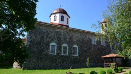 "Църквата ""Св. Георги Победоносец"" в Златоград"