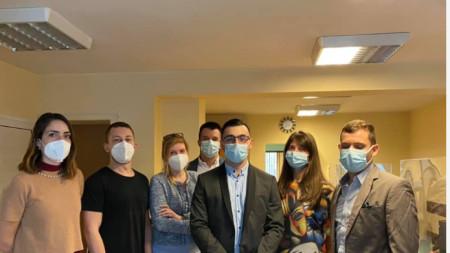 Сдружение на Младите Лекари към Столична Лекарска Колегия на Българския Лекарски Съюз