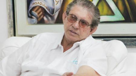 Жоао Тейшейра де Фария, известен още като Жоао де Деус, е на 76 години.