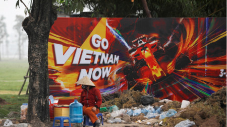 Гран при на Виетнам няма да има.