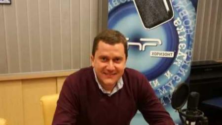"""Станислав Владимиров в студиото на """"Неделя 150"""""""