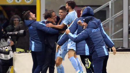 Лацио може да загуби до 3 точки от актива си.