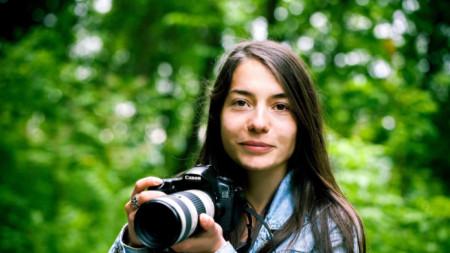 Photographer Mihaela Aroyo