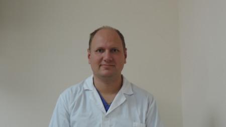 доц. Велизар Шиваров, имунолог
