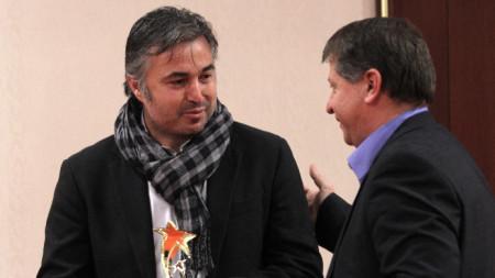 Ясен Петров до 2019 г. работеше в Китай.