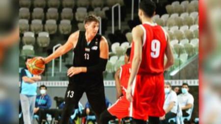Неманя Бешович вече е играч на Академик (Пловдив)