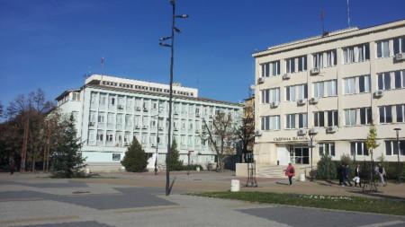 Търговище - Съдебна палата