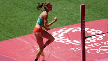 Мирела Демирева преодоля 195 см от трети опит.