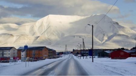 Град Лонгирбюен, Свалбард