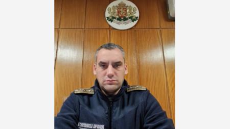 Комисар Борис Борисов