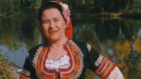 Кичка Савова, тракийска певица