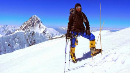 Alpinisti i vdekur bullgar Ivan Tomov