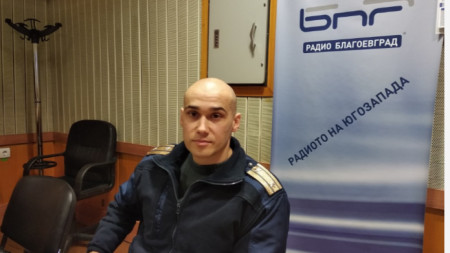 Главен инспектор Георги Сарафов