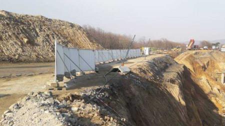 Според бургаската екоинспкеция дейностите са законни.