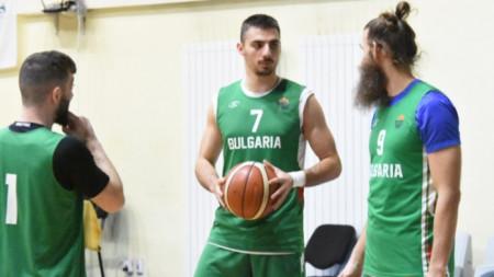 Национален отбор по баскетбол за мъже