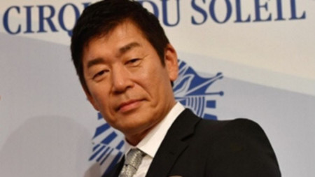 Morinari Watanabe, President of FIG