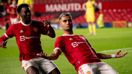 Манчестър Юнайтед има само още една контрола преди началото на сезона.