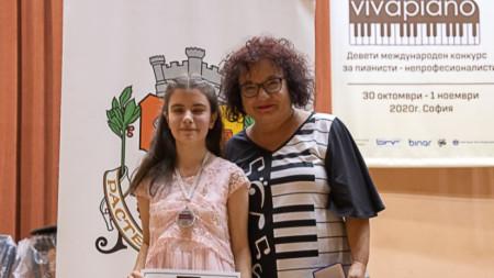Елица Стефанова и Даниела Дикова