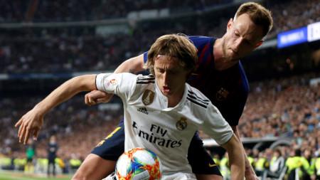 Реал загуби от Барселона с 0:3