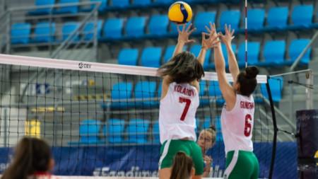 Волейболистките ни загубиха и от Словакия в Мексико
