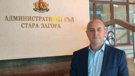 Иван Иванов загуби с едва 16 гласа изборите за кмет в община Гурково.