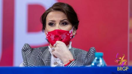 Илиана Раева - президент на БФХГ