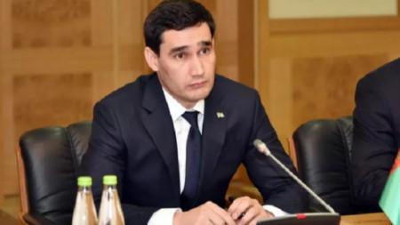 Сердар Бердимухамедов (38 г.) оглавява новото министерство на промишлеността и строителството.