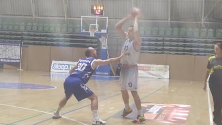 БК Академик (Пловдив) с четвърта победа в НБЛ