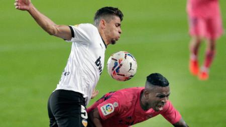 Валенсия победи Реал (М) с 4:1