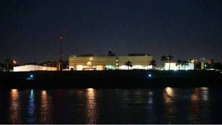 Посолство на САЩ в Зелената зона на Багдад