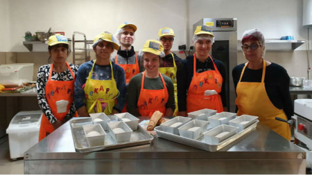 Младежите от Пекарна