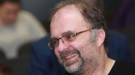 директор Софийской филармонии Найден Тодоров
