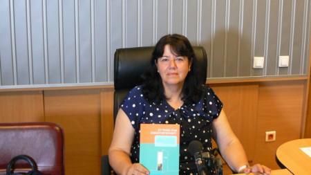 Нина Тодорова – съветник по Семеен тип грижа в SOS Детски селища