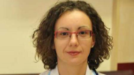 Гл. ас. д-р Магдалена Баймакова