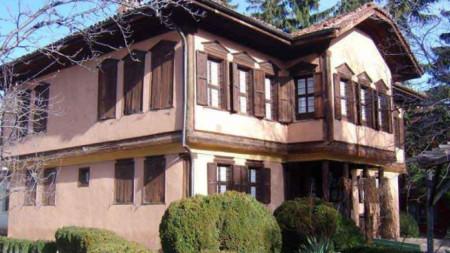Историческият музей в Панагюрище