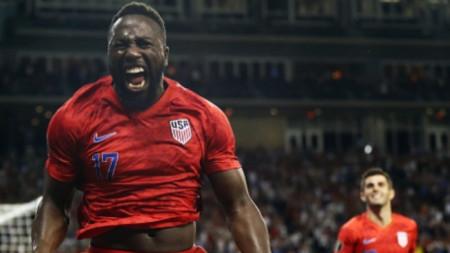 Отборът на САЩ победи трудно Панама с 1:0