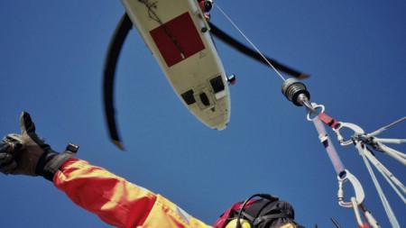 Спасителен хеликоптер
