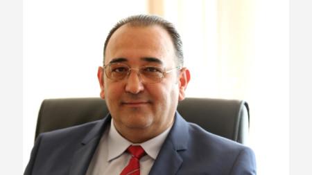 Константин Райков, член на КЗП