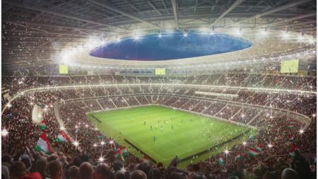 Над 20 хиляди зрители ще има на мача на стадион