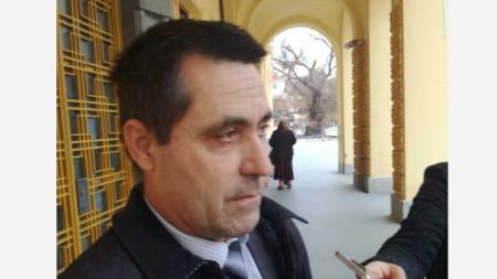 старши инспектор Димитър Кикьов, нач. РУП Сливен