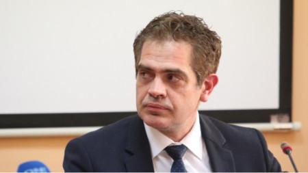 Икономическият министър Лъчезар Борисов