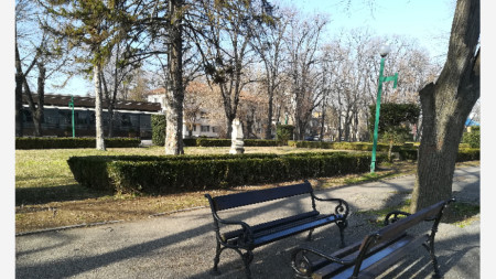 крайдунавски парк Видин
