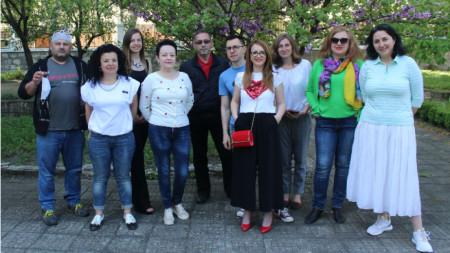 Дежурният екип на Радио Шумен днес