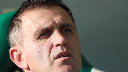 Бруно Акрапович започна работа в Северна Македония