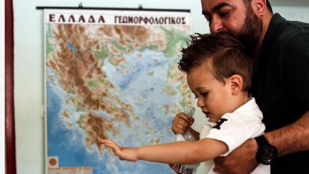 В неделя гърците гласуваха на втория тур на местните избори