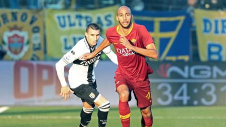 Н`Зонзи напусна Рома и ще играе в Галатасарай.