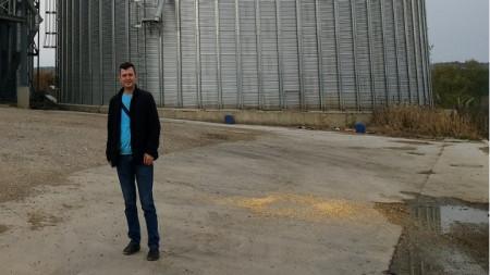 """Борислав Митов, носител на награда """"Еврика"""" за най-добър млад фермер"""