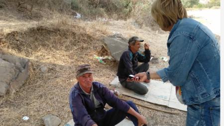 Животновъди от петричко споделят проблеми с Биляна Славчева