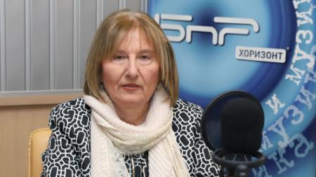 Веска Георгиева,началник на Столичния инспекторат